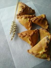 Фуршетные мини-пирожки картофель, лук - Фото