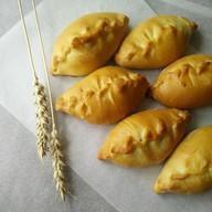 Фуршетные мини-пирожки с капустой, яйцом Фото