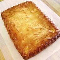 Пирог из индейки с сыром и перцем Фото
