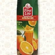 Сок апельсиновый Fine Life Фото