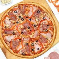 Пицца по-славянски Фото
