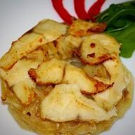 Запеканка из картофеля и морского языка Фото