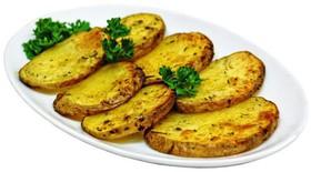 Картофель на углях - Фото