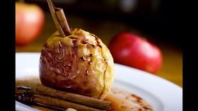 Яблоко на мангале - Фото