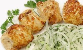 Шашлык филе куриное - Фото