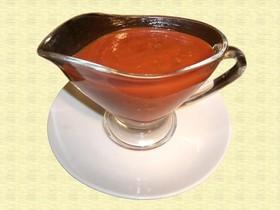 Соус красный шашлычный - Фото