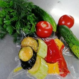 Овощи гриль (полуфабрикат) - Фото