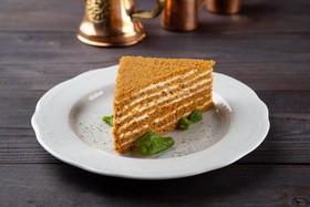 Медовый торт - Фото