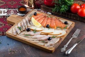 Рыбная тарелка - Фото