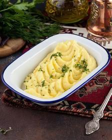 Пюре картофельное - Фото