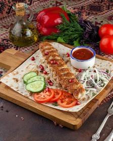 Люля-кебаб куриный - Фото