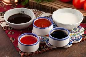 Гранатовый соус - Фото