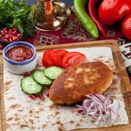 Котлета по-армянски Фото