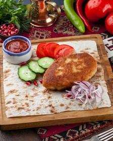Котлета по-армянски - Фото