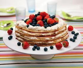 Блинный торт - Фото