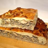 Пирог Старорусский с тремя видами мяса Фото