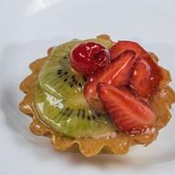 Корзиночка с фруктами Фото