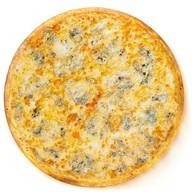 Четыре сыра (супертонкое) Фото