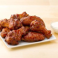 Куриные крылышки барбекю Фото