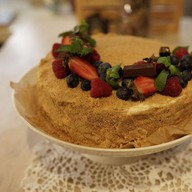 Торт Медовик (заказ за 2 дня) Фото