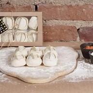 Манты из рубленой баранины Фото