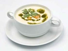 Суп-крем сырный - Фото