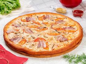 Карбонара пицца - Фото