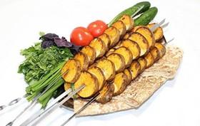 Картофель на мангале - Фото