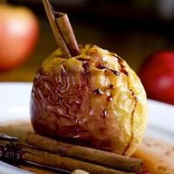 Яблоко на мангале Фото