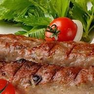 Люля-кебаб из свинины Фото