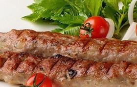 Люля-кебаб из свинины - Фото