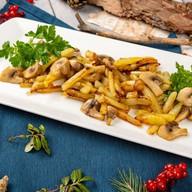 Картофель с грибамиКартофель с грибами Фото