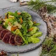 Салат с ростбифом из оленины Фото