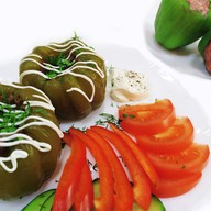 Перец фаршированный (заморозка) Фото