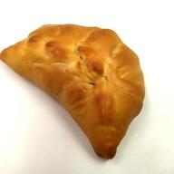 Пирожок постный с картофелем и грибами Фото