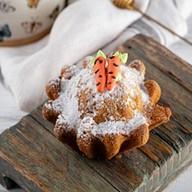 Кекс морковный Фото