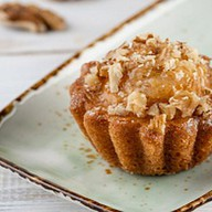 Кекс ореховый Фото