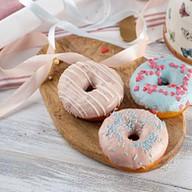 Пончик глазированный Фото