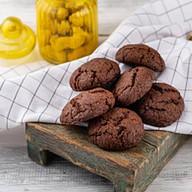 Шоколадно-апельсиновые Куки Фото