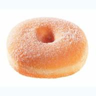 Пончик с сахарной пудрой Фото