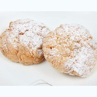 Печенье яблочное Фото