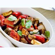 Овощи-гриль рататуй Фото
