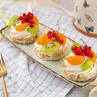 Пирожное Экзотика Фото