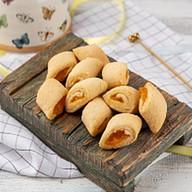 Печенье с абрикосовой начинкой Фото
