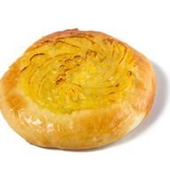 Шаньга с картофелем Фото