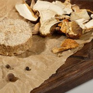 Лесные грибы Фото