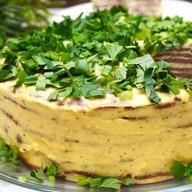 Печеночный торт (заказ за 2 дня) Фото