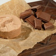 Му-му с молочным шоколадом Фото
