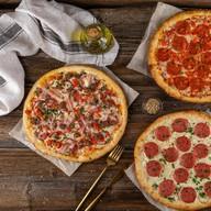 3 пиццы за 999 рублей Фото