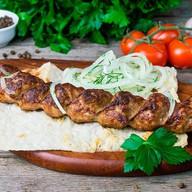 Кебаб из телятины (телятина+свинина) Фото